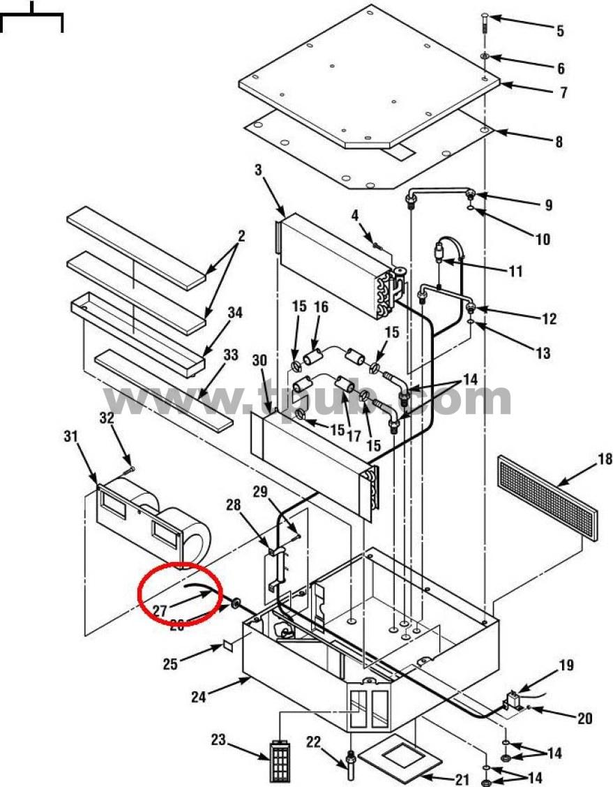 6150-01-451-7804 Wiring Harness