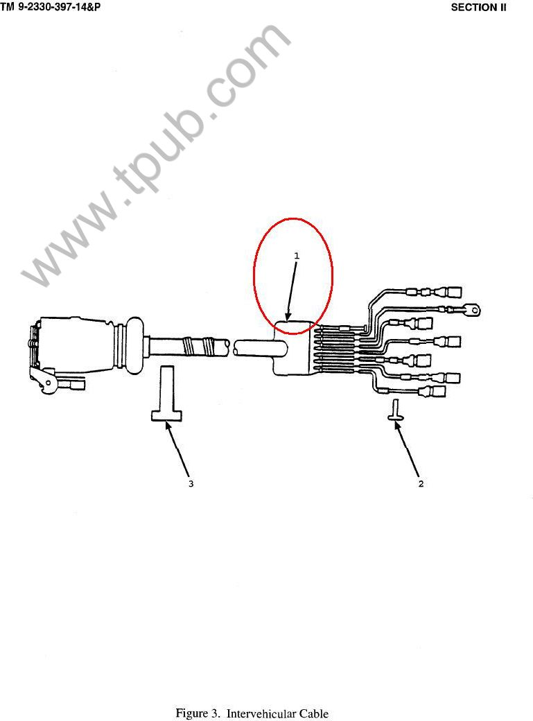 6150-00-777-3068 Wiring Harness