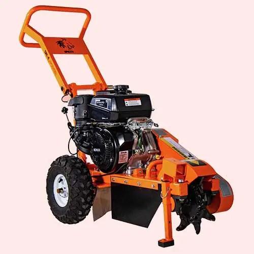 DK2 Power Stump Grinder 14HP HD Commercial Frame with Kohler Motor OPG777