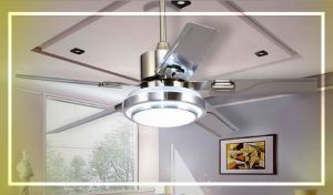 Best Ceiling Fans With Bright Lights | Top 5 Picks & Review
