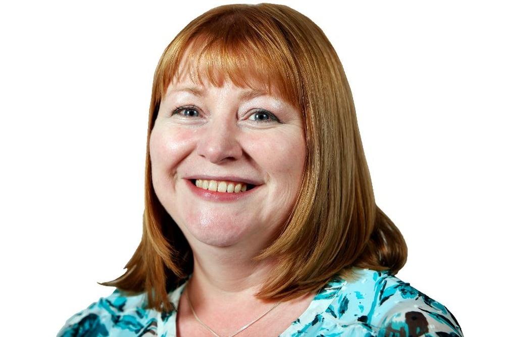 MSP Clare Adamson