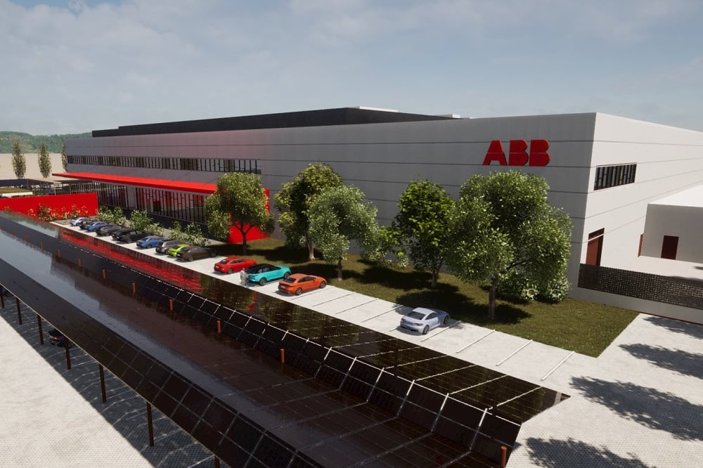ABB Ev Charger Factory