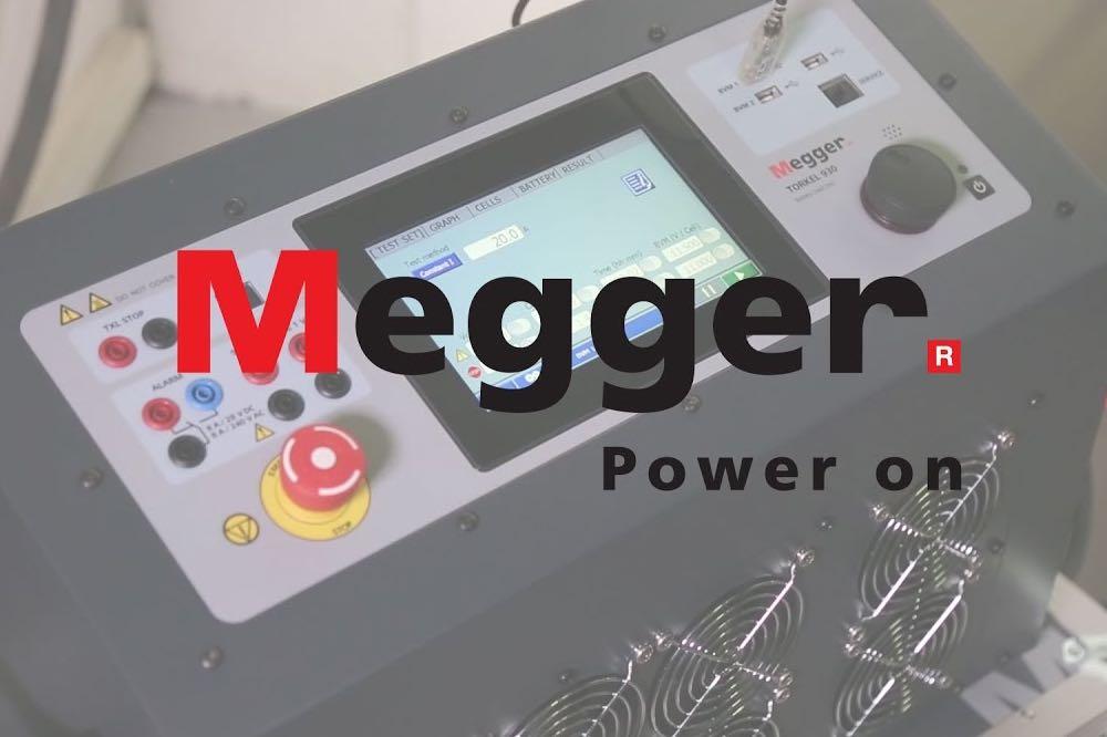 Megger Torkel 900