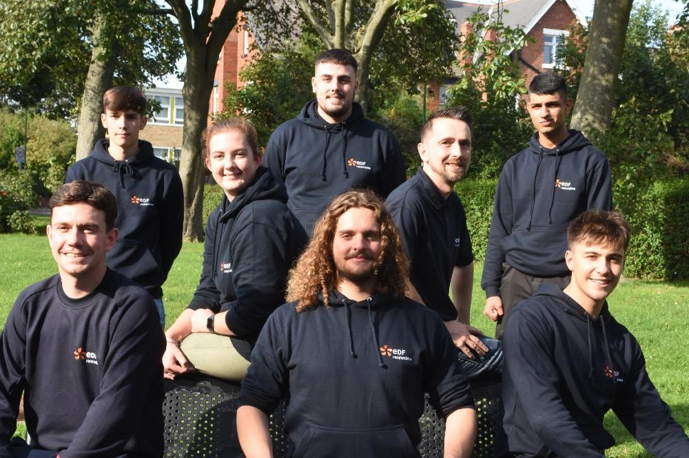 EDF Renewables Apprentices