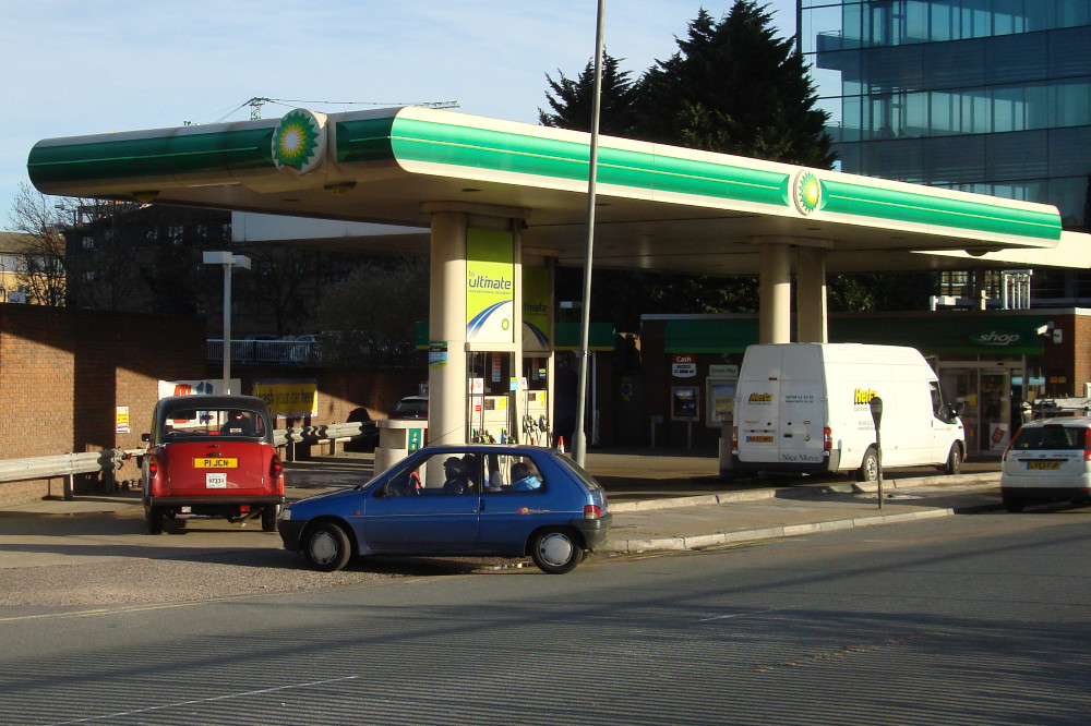 Businesses such as petrol stations should adapt or die