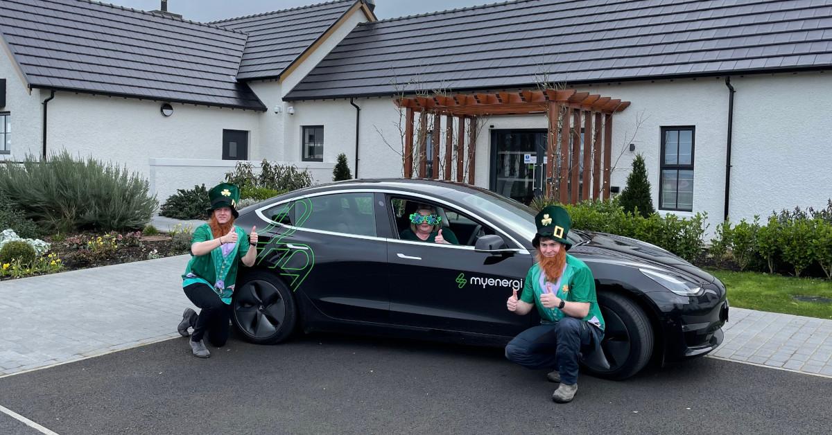 myenergi expands to Ireland