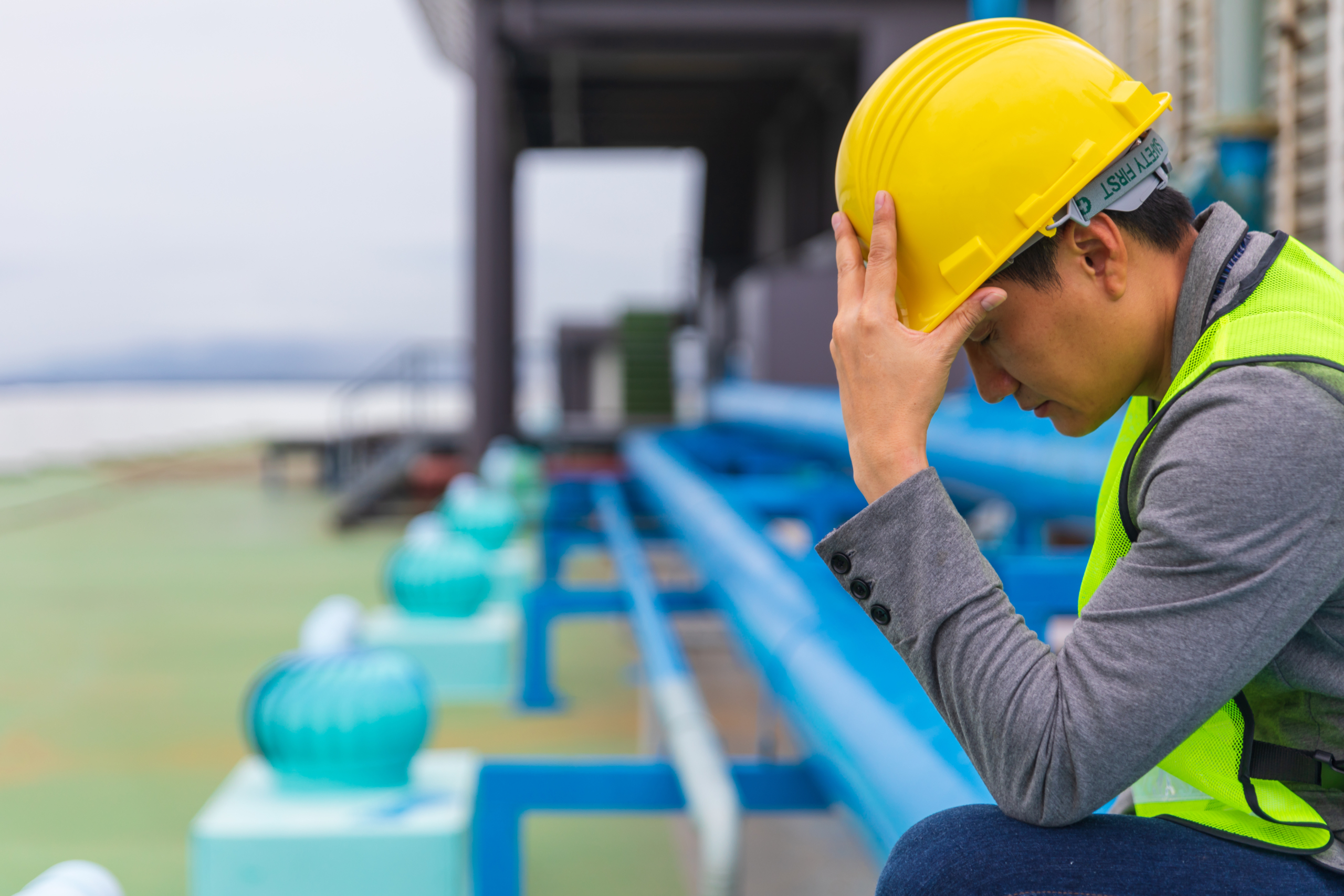 Mental Health Electrical INdustry