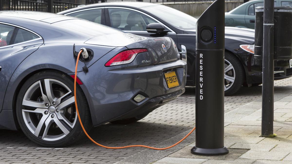 EV Charging in Milton Keynes