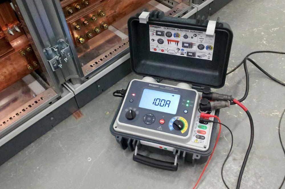 Micro-ohmmeter