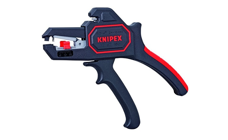 KNIPEX Tools - Automatic Wire Stripper Review