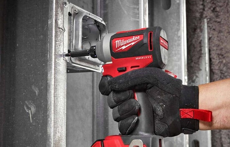 impact driver for electrician