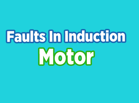 Induction motor faults