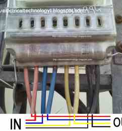 httpelectricaltechnology1 blogspot com 3 phase meter conection how to wire 3 phase kwh meter [ 1024 x 884 Pixel ]