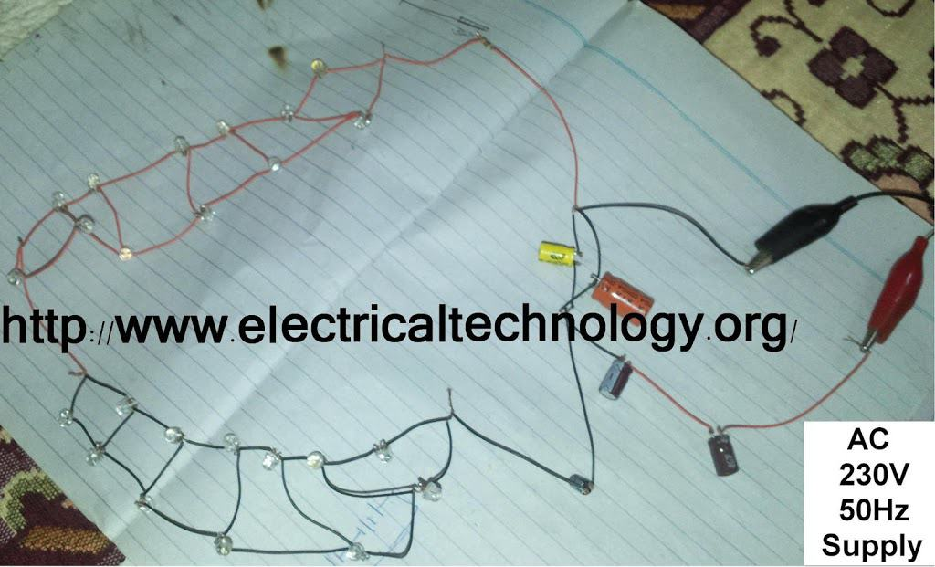 Back To The Actual Rc Series Circuit Depicted Here