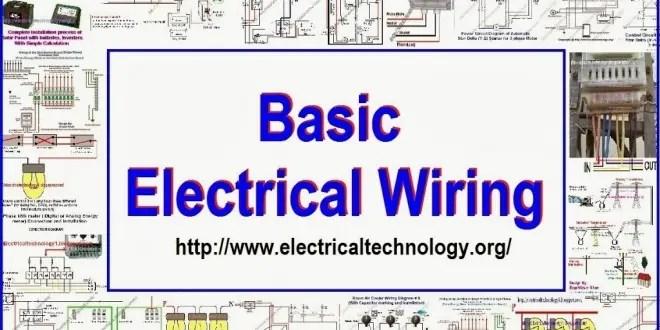 Electrical Wiring Installation Diagrams & Tutorials