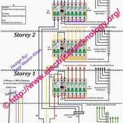 Room Stat Wiring Diagram Mercedes 9t51b0130 Ge Single Phase Transformer Diagrams For Motor Starter Three Electrical Installation In A