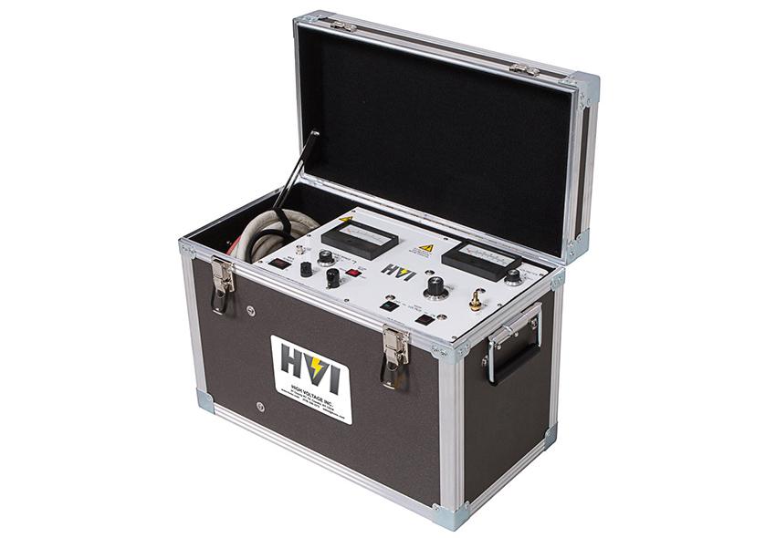 High Voltage Inc Pft 303cm Repair Power Grid Meter