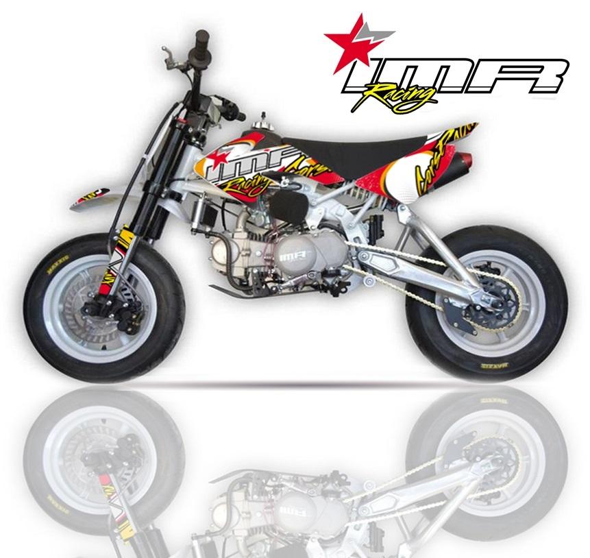 Pit bike 155cc circuito