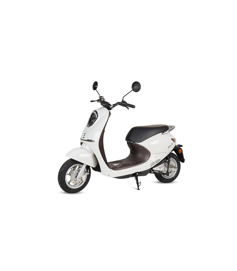 Ciclomotor scooter matriculable eléctrico