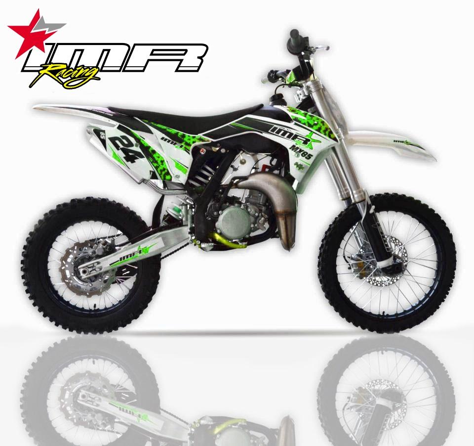 MOTOCROSS MOTO MX85 2T