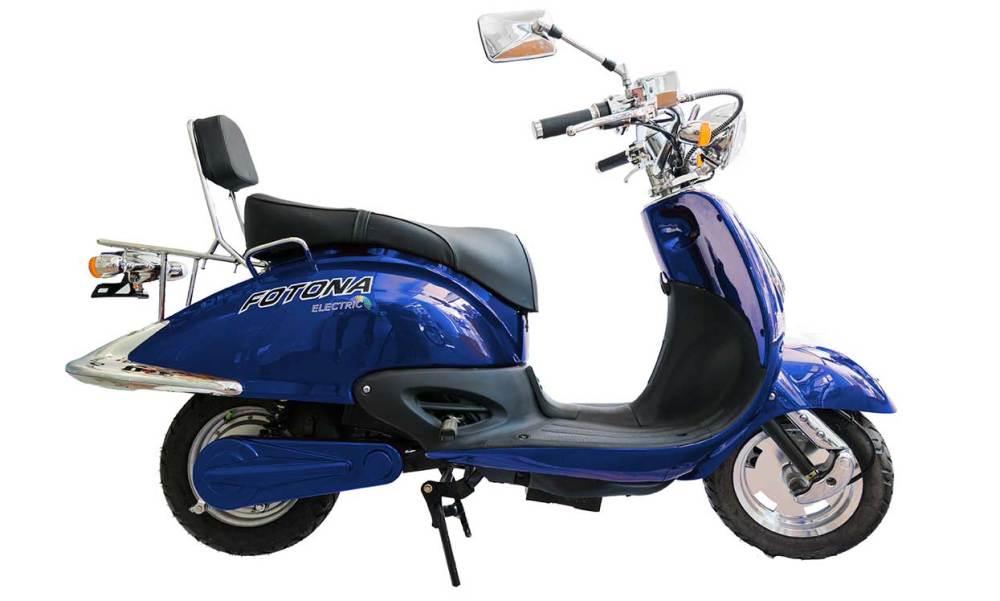 Ciclomotor eléctrico matriculable FOTONA