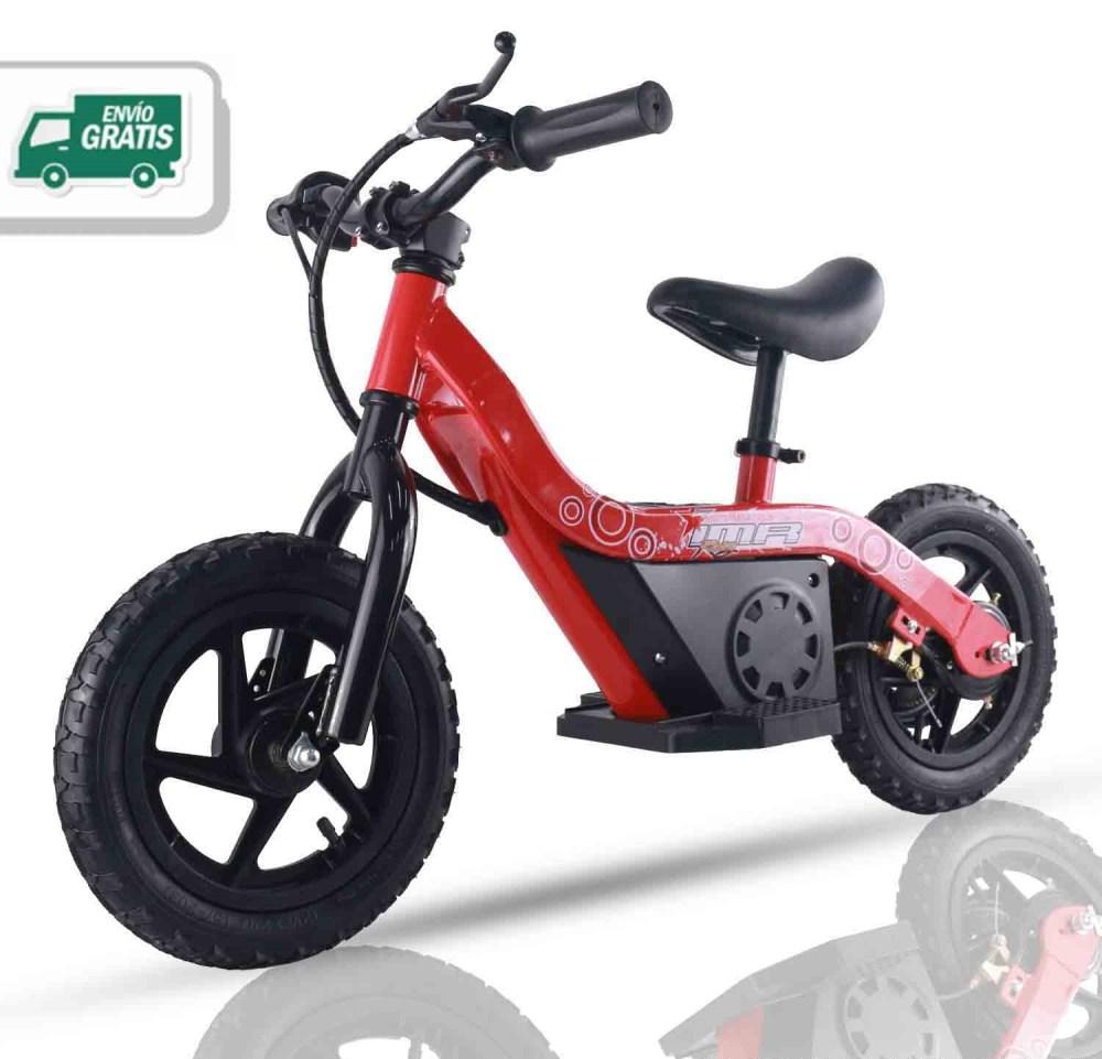 Bicicleta eléctrica infantil 100W.