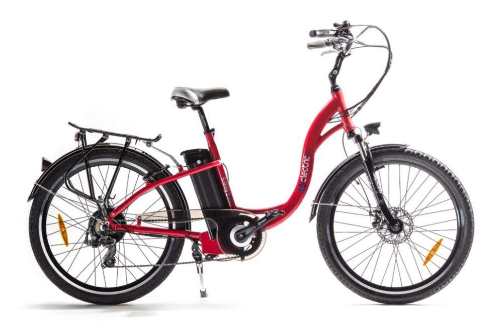 Bicicleta eléctrica paseo Essens