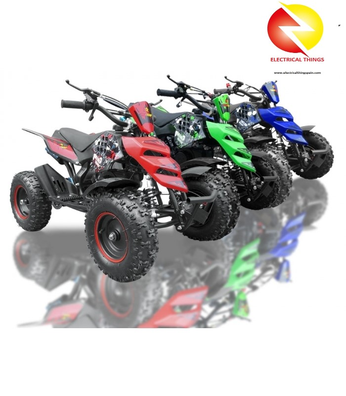 Mini quad gasolina 2T