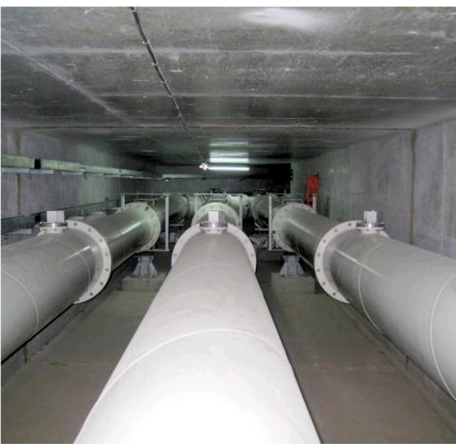 World's first Gas insulated line under a river successfully commissioned (GIL Construction and advantages)