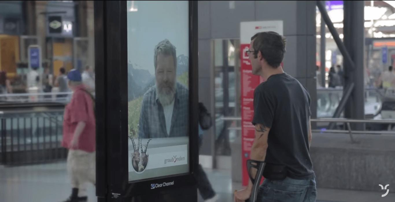 說走就走!互動式數位看板串連山村   博仕達 家外媒體數位大道