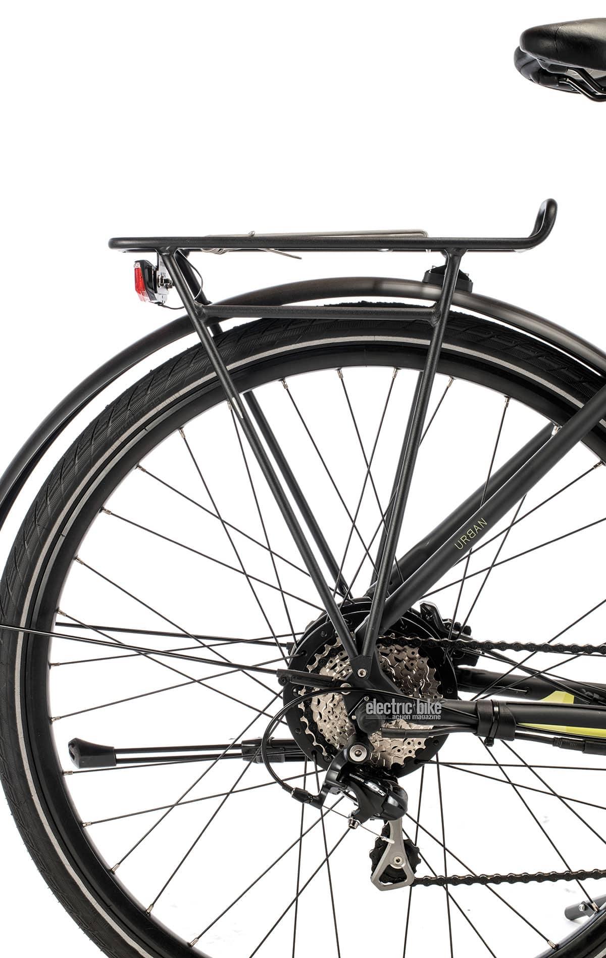 Bike Test Kalkhoff Durban Advance G9