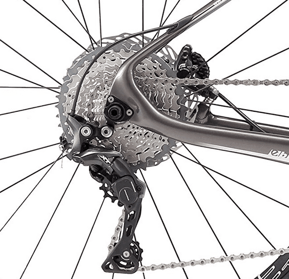 Knight 9.0 freewheel XT