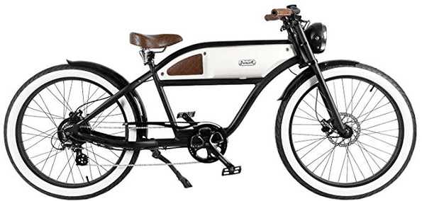 T4B Greaser Retro Style Electric Bike