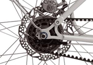 Faraday Cortland 8 speed gear hub
