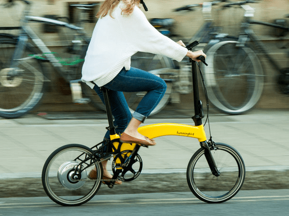 Hummingbird Electric Bike