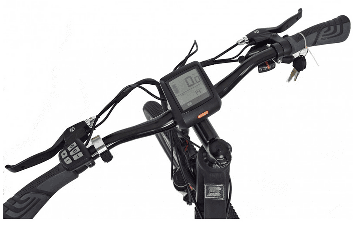 Enduro Pedal Assist System