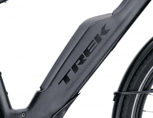 Trek Super Comm plus 9 - Bosch Battery