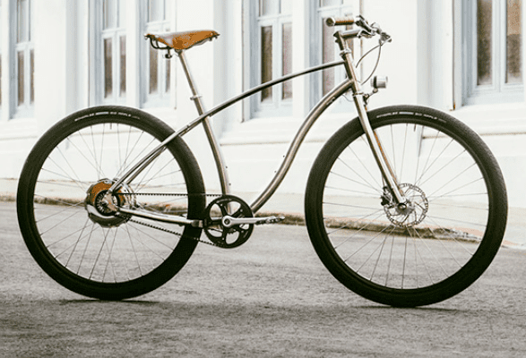 Budnitz Model E Lightweigth electric bike