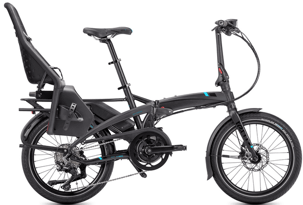 Tern Vektron S10 Review: A Look to this Folding e-bike