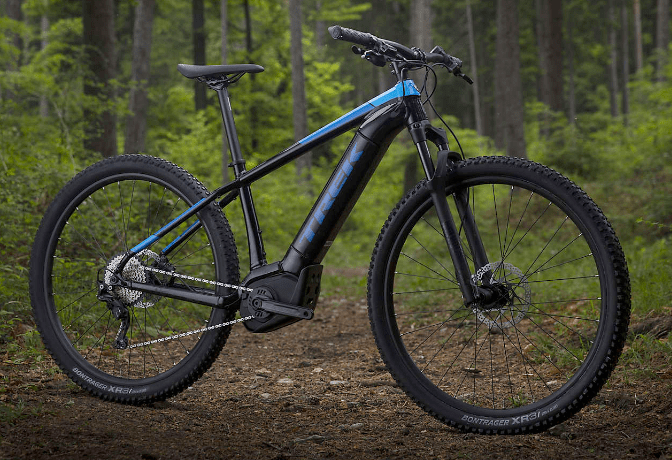 Trek Powerfly 5 2019 e bike Review