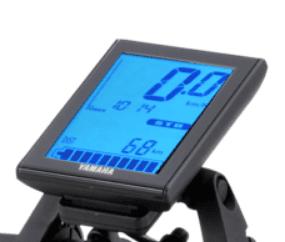 Yamaha LCD display PW series