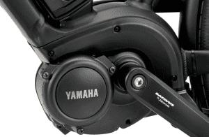 e-bike motor Yamaha PW series Batavus Razer