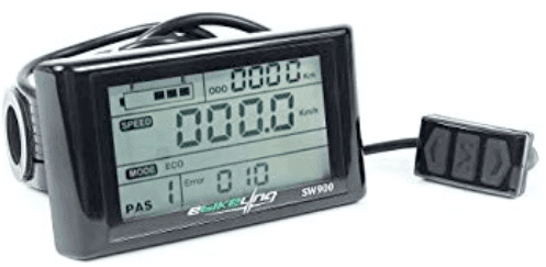 SW900 LCD Ebike display