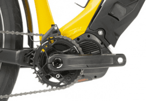 Shimano STEPS 250W motors