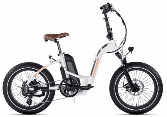 RadMini Step Thru Fat Electric Bike Review EBA