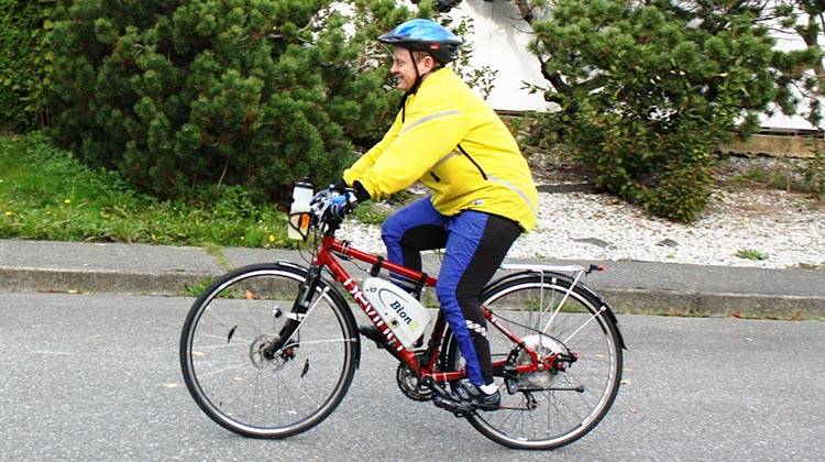 3 ways to Use an Electric Bike to Get Fit. Using my 350 W BionX electric bike for 5 hours per week, I got extremely fit