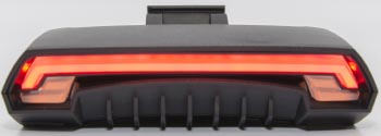 This is the rear light with integrated turn signals that is supplied with the Spark electric bike