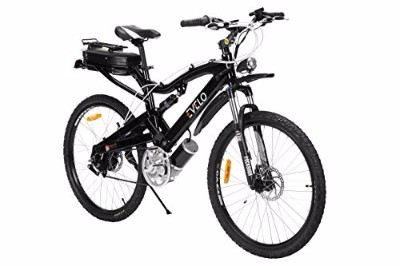 EVELO Aries Electric Bike with NuVinci N380 Drivetrain