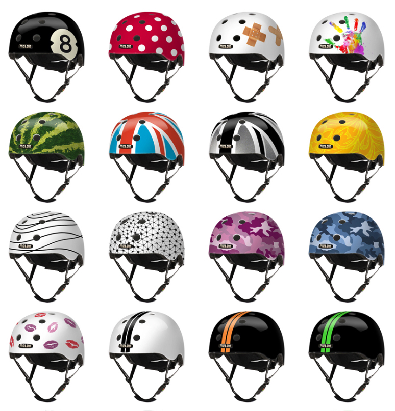 Cool Looking Bike Helmets Really Electric Bike