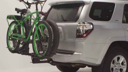 Guide to Car Racks for Electric Bikes